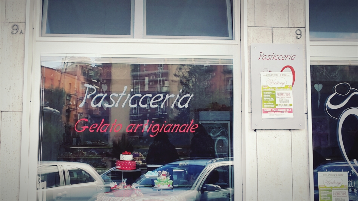 """""""Pasticceria Victory"""" a Taranto: il dolce paradiso dei celiaci"""