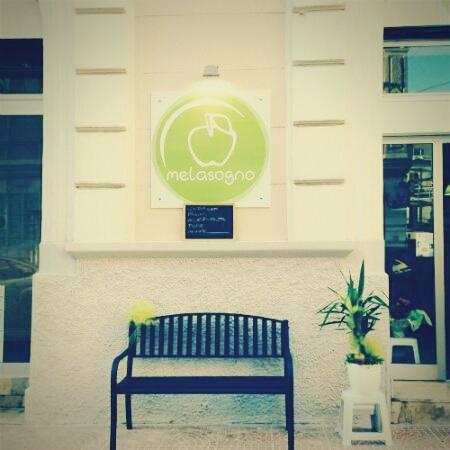 Melasogno a Taranto: locale biologico e