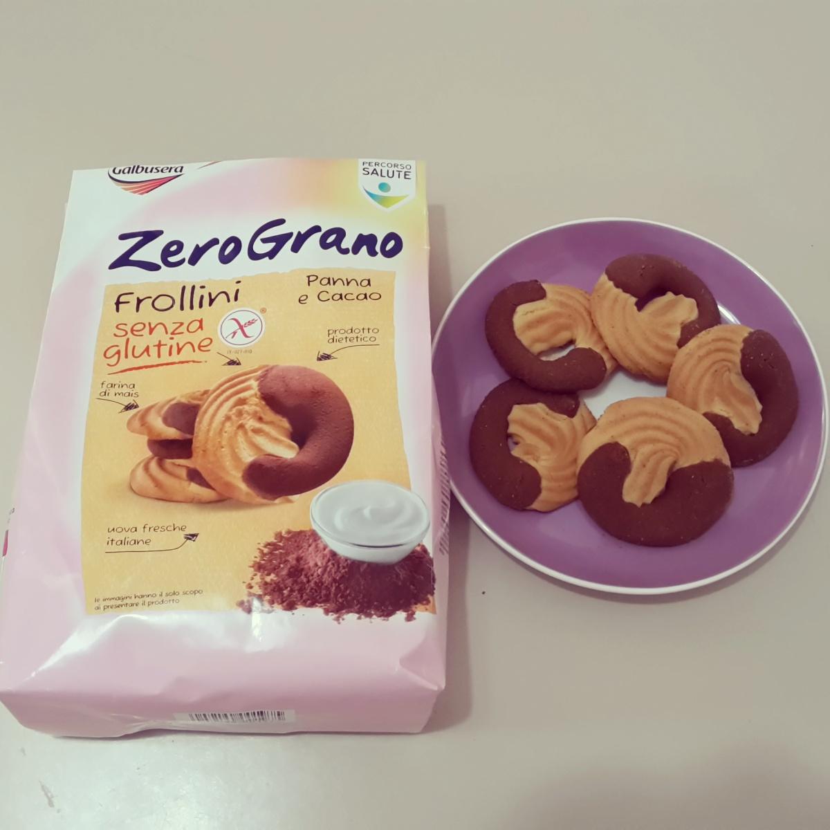Frollini Zero Grano Galbusera