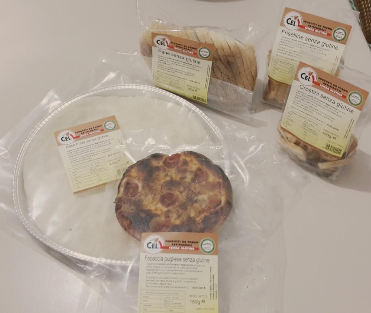Pane senza glutine di Laterza: esiste davvero!