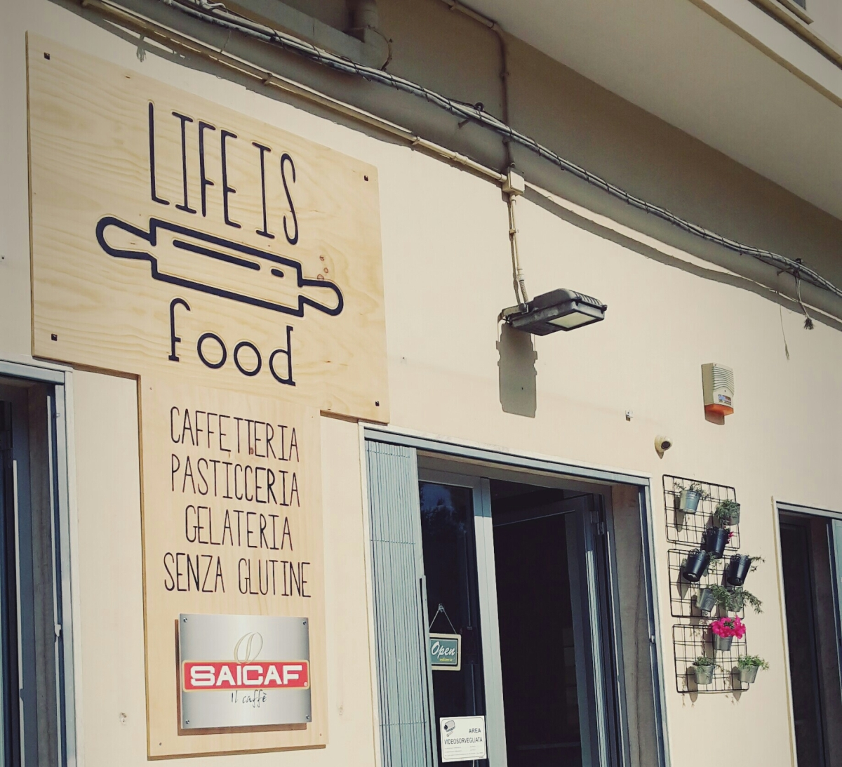 """""""Life Is Food"""": colazione senza glutine a Talsano (TA)"""
