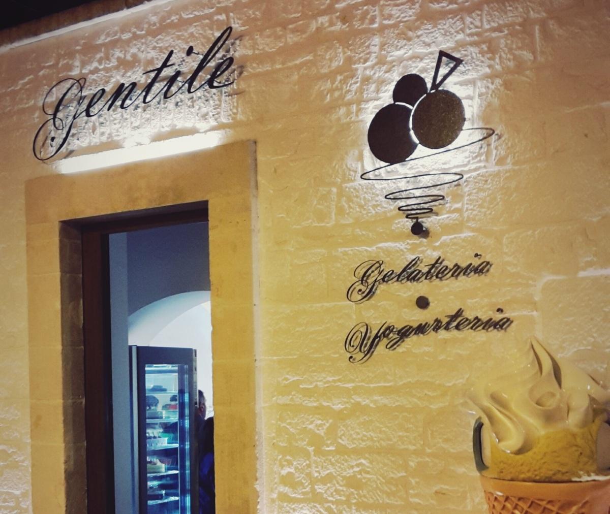 "Gelateria ""Gentile"": gelato senza glutine ad Alberobello (BA)"