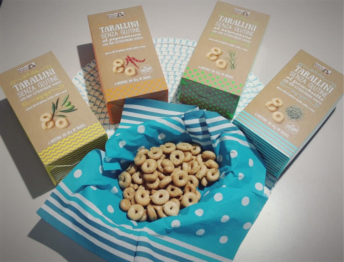 Puglia Sapori: la tradizione dei tarallini, anche senza glutine