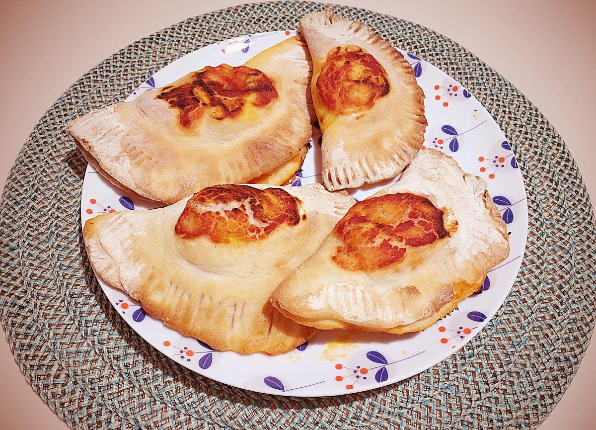 Panzerotti senza glutine con farina Piaceri Mediterranei