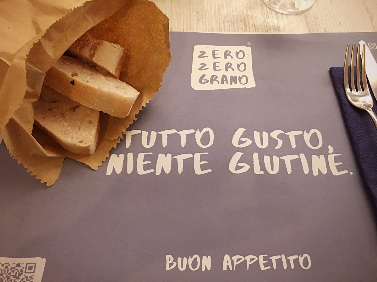 """""""Zero Zero Grano"""": ristorante gluten free a Napoli"""