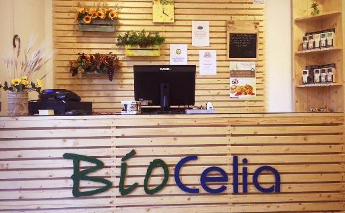 BIOCELIA: negozio di prodotti biologici e senza glutine a Taranto