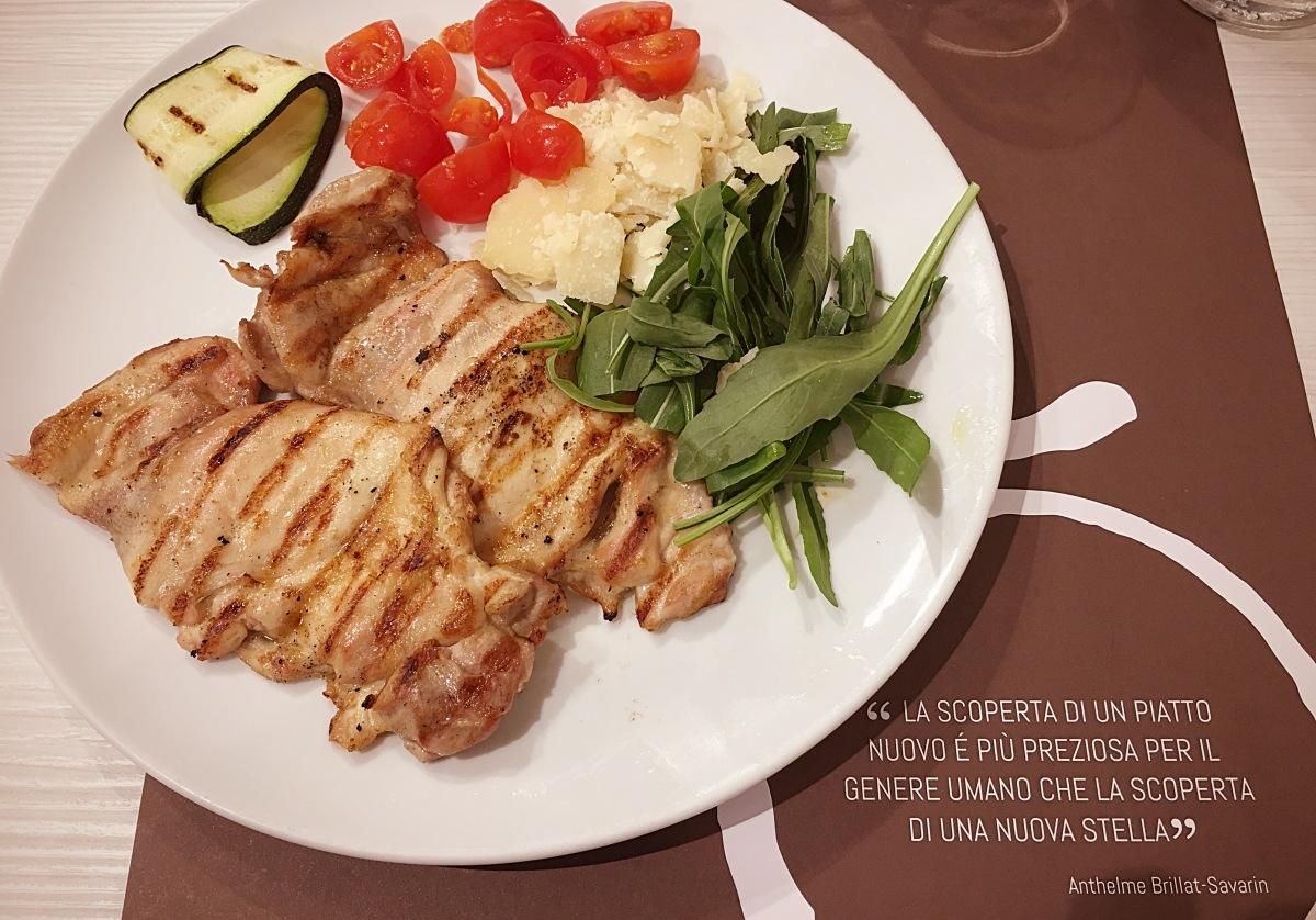 """Cena senza glutine da """"MóMó"""" a Taranto"""
